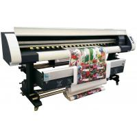 Quality 50m2/h High Speed Indoor and Sublimation Printer with Single Epson 5113 Printhead 1.6m for sale