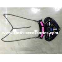 Wholesale Heart Shape Simple Beaded Necklaces With 100% Eco - Friendly Resin from china suppliers