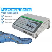 Wholesale 5 Types Compression Model Pressotherapy Equipment For Expand Blood Vessels from china suppliers