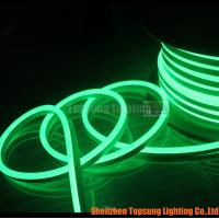Wholesale ultra thin 8*16mm christmas decoration led flexible neon lights from china suppliers