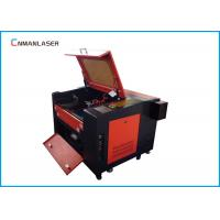 Wholesale 60*40cm USB Port 60w 80w Nonmetal 6040 CO2 Laser Cutting Machine With Warranty 2 Years from china suppliers