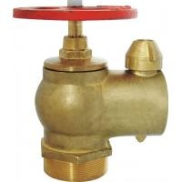 "Wholesale Red / Brass  2"" BSP  Fire Hydrant Valve High Pressure Single Hydrant Valve from china suppliers"