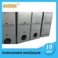 Wholesale Sheet metal Lager Instrument Enclosure cabinet made by CNC Copper Plate from china suppliers