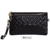 Wholesale women's real leather corss body  purse clutch free shipment from china suppliers