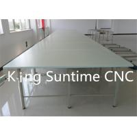 Wholesale Smooth Surface Textile Cutting Table Double Faced Plastic Abrasion Cutting Board from china suppliers