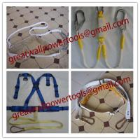 Wholesale Best quality safety harness,Asia safety belt,safety webbing from china suppliers