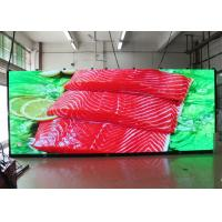 Quality P1.56 indoor led display wall HD LED screen for indoor stage video wall usage for sale