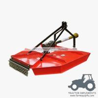 Wholesale Garden Tool Tractor 3 point topper mower from china suppliers