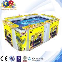 Wholesale 2014 IGS ICT bill acceptor and printer simulator fish hunter arcade games game from china suppliers