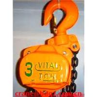 Wholesale 0.5-5 T  HS-VT type manual  chain hoist WITH high quality/competitive price from china suppliers