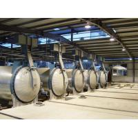Wholesale Large scale pressure vessel Concrete Pipe Pile Autoclave with safety device and good quality from china suppliers