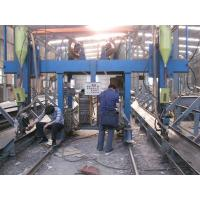 Wholesale Double T Shaped Hydraulic Bending Machine H Beam Submerged Arc Welding Machine from china suppliers