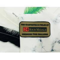 Buy cheap Metal / Medallion Custom 24 Hour Medals For Promotional Gift from wholesalers