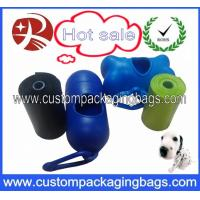 Wholesale Scented Biodegradable Dog Poop Bags / Dog Waste Bags With Dispenser from china suppliers