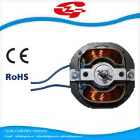 Wholesale single phase YJ5812 shaded pole fan electric and electrical motor for fan heater and sex machine from china suppliers