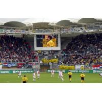 Buy cheap P10 Smd Outdoor Led Stadium Led Display Football Stadium Led Screens from wholesalers