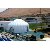 Quality 8m Inflatable Dome Tent for Giant Exhibition, Wedding and Party for sale