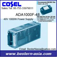 Buy cheap Cosel ADA1000F-48 48V 1000W unit type power supply from wholesalers