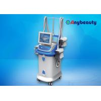 Buy cheap Four Handles Fat Freezing Machine With Vacuum , Cryolipolysis Body Slimming Machine from wholesalers