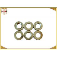 Wholesale Nickel Finish Sew On Magnetic Button Clasp 18mm Diameter Die Casting Products from china suppliers