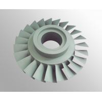 Wholesale High temperature nickel base alloy turbo compressor wheel with vacuum investment casting from china suppliers