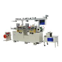 Wholesale Industrial Flatbed Hot Stamping Die Cutting Machine Automatic Die Cutter from china suppliers