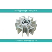 Wholesale 316L Impeller Precision investment casting with electro polishing surface from china suppliers