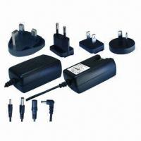 Wholesale Universal AC/DC Adapter with 5V DC, 1,000mA Input Current, UL/cUL, CE, GS, BS, SAA Marks from china suppliers
