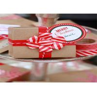 Wholesale Christmas Washi Masking Tape For Home Office Decoration / DIY Decor from china suppliers