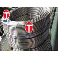 Buy cheap TORICH GB/T24187 BHG1 Precision Single Welded Steel Tubes In Condenser from wholesalers