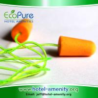 Wholesale Pu foam Ear plugs,Earplugs,Foam ear plugs ,CE EN 352-2 Bullet PU Foam Ear plugs from china suppliers