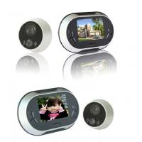 Wholesale Paten design apartment doorbell viewer with wide lcd screen islamic family use door bell from china suppliers