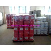 Wholesale 2mm Fibrillated Plastic PP Baler Twine , PP Packing Twine SGS certification from china suppliers