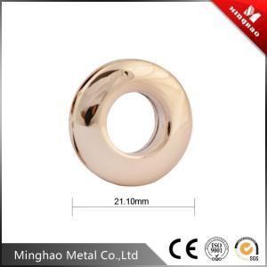 Wholesale Hot sales custom garment bulk eyelets,metal eyelets for clothing and handbags from china suppliers