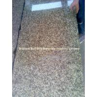 Wholesale Tiger Skin Yellow Granite Slab Semi-Slab, Natural Yellow Granite Slab from china suppliers
