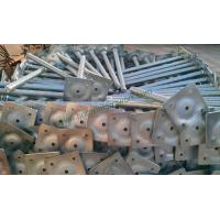 Wholesale Scaffolding parts,Scaffold jack base,  Домкрат для строительных лесов from china suppliers