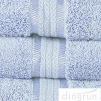 Wholesale Natural Skin Care Luxury Hand Towels Bathroom Pure Color Machine Washable from china suppliers