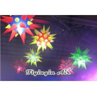 Wholesale Hot Thorn Inflatable Led Star for Event and Party Light Supplies from china suppliers