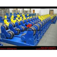 Wholesale Wind Tower Assembly And Fit Up Welding Turning Rolls / Turning Bed Rotator with PU Roller from china suppliers