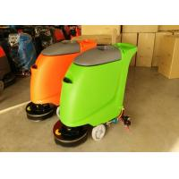 Wholesale Multifunction Handle Industrial Floor Scrubber Machine Hotel Cleaning Equipment from china suppliers