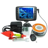 Wholesale 15 Meters Depth Fish Finder with Floating Assembly & 600TVL Underwater Camera from china suppliers