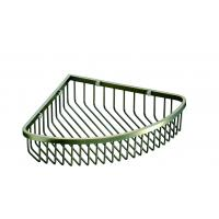 Wholesale Wall hanging corner basket for bathroom storage from china suppliers