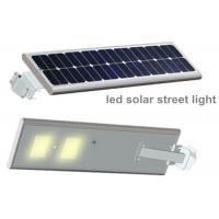Wholesale 30w Solar Led Street Lights Warm White Solar Panel Street Lights from china suppliers
