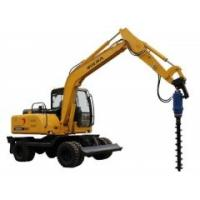 Wholesale Excavator Hydraulic Earth Auger Hole Drilling With Two Piece Shaft Design KA6000 from china suppliers