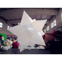 Wholesale Decorative Party Light Inflatable Star with 16 Colors LED Light for Wedding and Stage from china suppliers