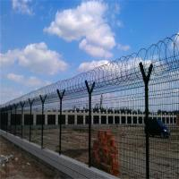 Quality galvanized fence top spikes prison safety fence for sale