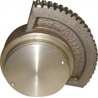 Wholesale Machinery Parts / Hardware Cnc Machining Services , Casting Small Metal Parts / Steel Turbine from china suppliers