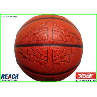 Wholesale Outdoor Brown Basketball from china suppliers