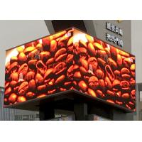 Wholesale Static Scanning DIP Outdoor LED Advertising Screens 10000 Nits 10 mm Pixel Pitch from china suppliers