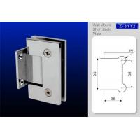 China Glass Shower Door Hinges on sale